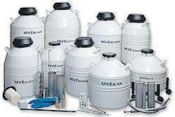 Bình chứa nitơ lỏng