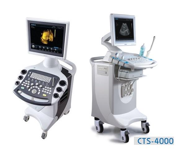So sánh cấu hình máy siêu âm 4D  CTS-5000 và CTS-4000
